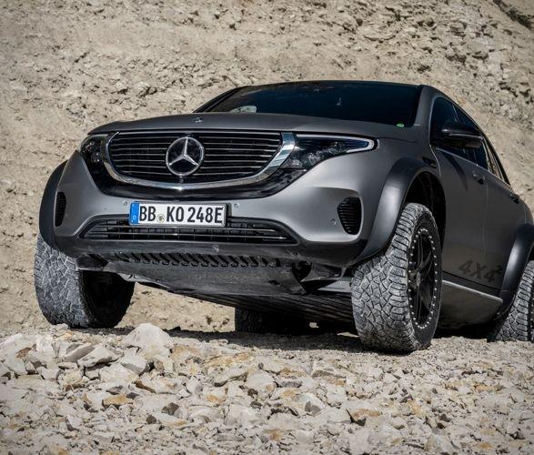 Mercedes Ecq 4x4 Mercedes Benz Benz Mercedes