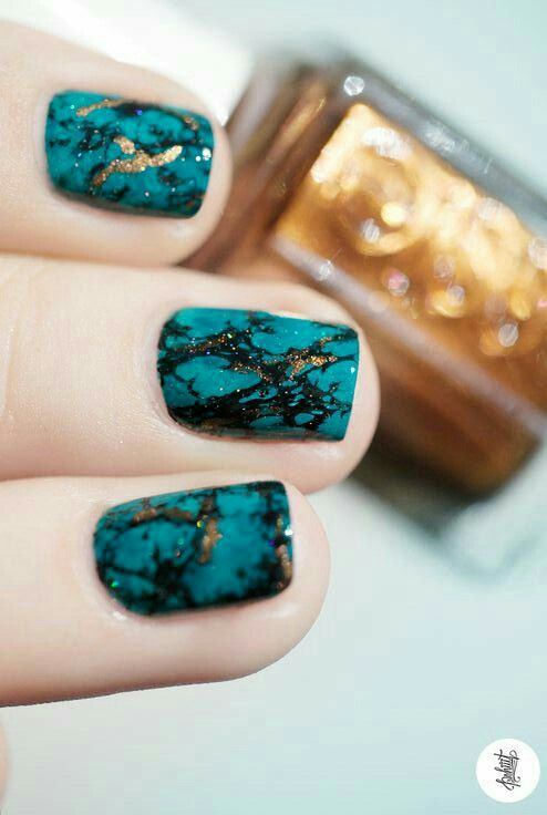 how to use copper nails and roves