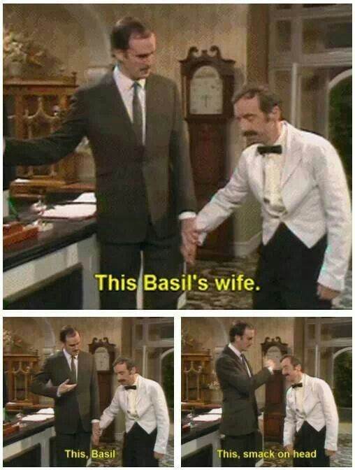 Fawlty towers                                                       …