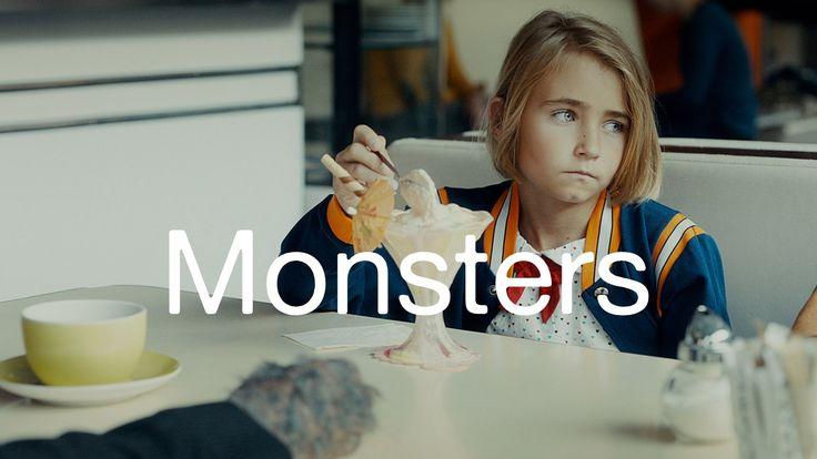 Fragile Childhood - Monsters