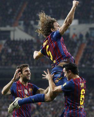 Puyol-celebra-gol-Madrid-Bernabeu