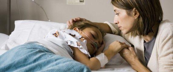 Mon enfant a une tumeur: ce que je ne veux surtout PAS entendre