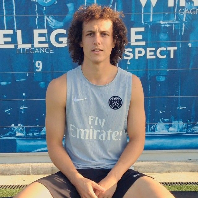David Luiz #icebucketchallenge