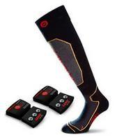Sähkölämmitteiset sukat. Lenz Heat Sock 1.0 Lithium Pack 1200