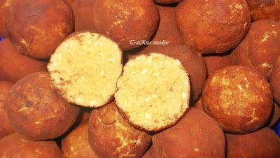 TraRita sütödéje és egyéb munkái : Sütés nélküli édességek