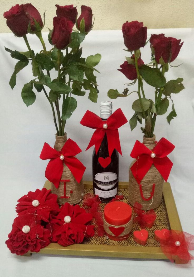 Anniversary and Valentines hampers