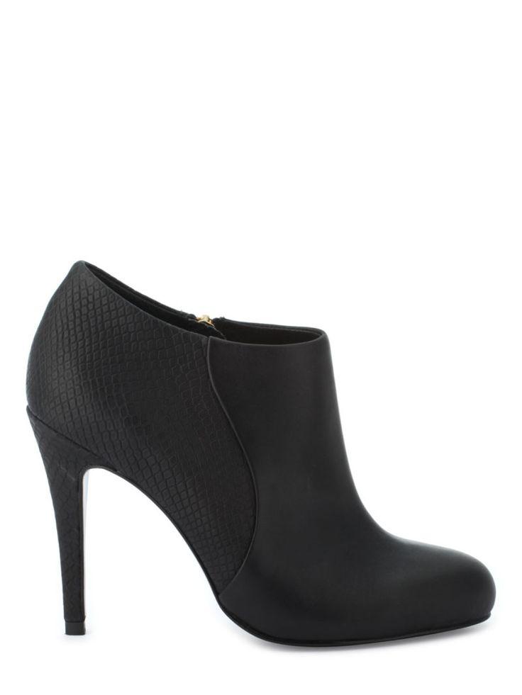 Low-boots Paya Bipyt Noir