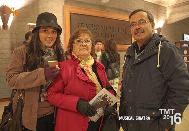 Sinatra Musical, Teatro Municipal Temuco 2016