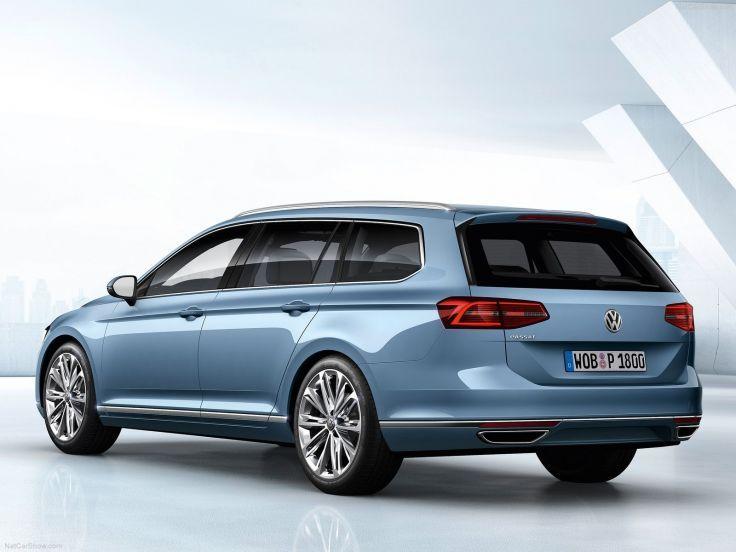 Volkswagen Passat Variant 2014 wallpaper background