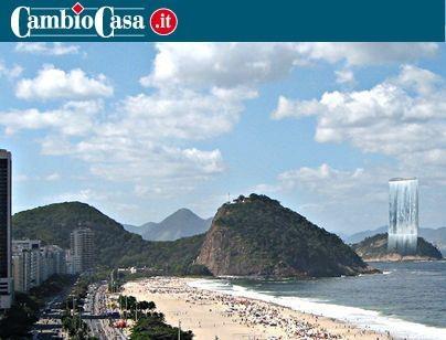 Solar City Tower, una torre alta 105 metri che sarà costruita sull'isola Cotonduba, di fronte alla spiaggia di Copacabana.  Ospiterà una delle più alte cascate ornamentali al mondo, ma anche un centro congressi, negozi, bar e ristoranti e, a 90 metri di altezza, una piattaforma per il bungee jumping.