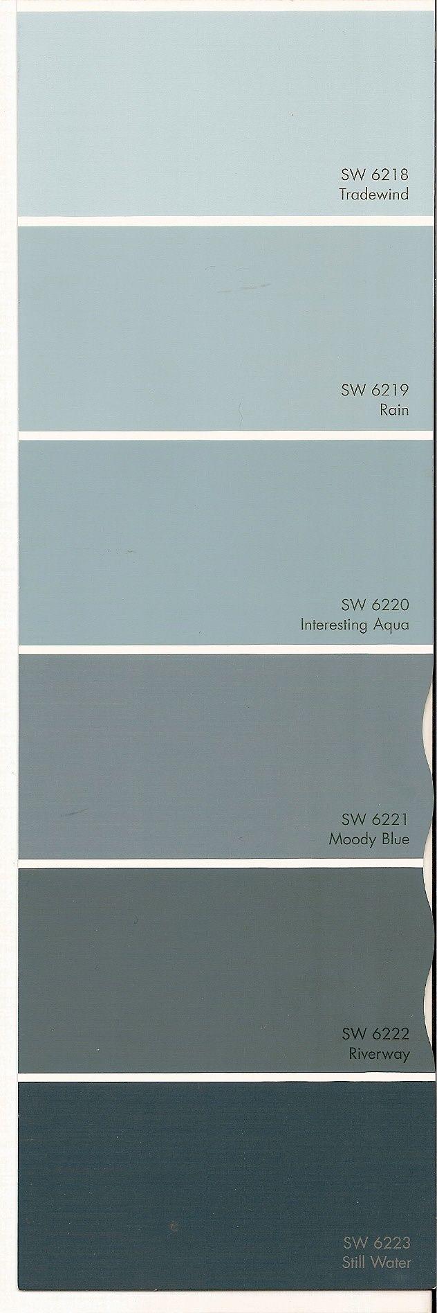 garage paint ideas pinterest - 1000 ideas about Colour Swatches on Pinterest