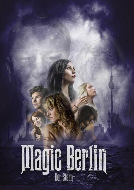 "Transmedia project ""Magic Berlin- The Star"" marks the beginning of an innovative pagan fantasy saga"