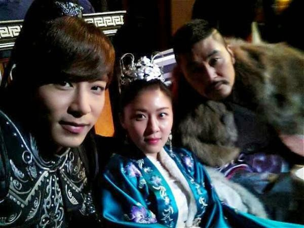 Suka-Suka : Empress Ki Behind The Scene Part 6