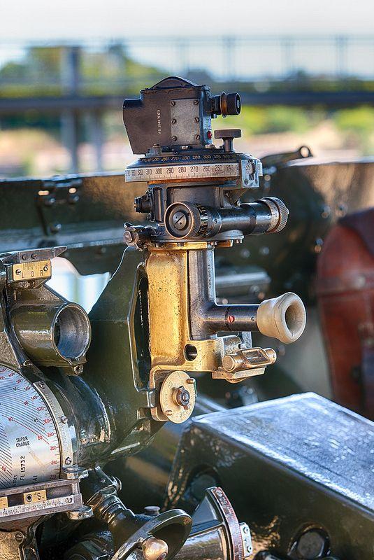 "British ""25 Pounder"" Ordnance QF 25 pounder field gun World War II | by MomentaryShutter"