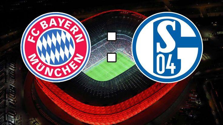 fc schalke 04 | FC Bayern München gegen FC Schalke 04: Live-Ticker Bundesliga | FC ...