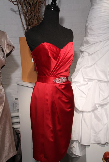 David's Bridal Bridesmaid Dresses - Fall 2012 - Bridesmaid Dress
