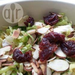 Shaved Brussels Sprout Salad @ allrecipes.com.au