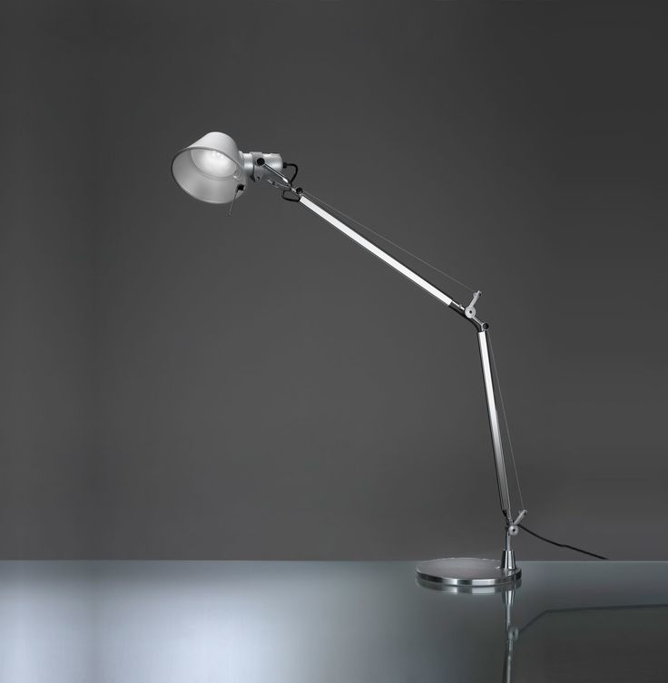 Artemide Tolomeo Classic Led Table Lamp Lighting Pinterest