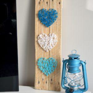 string art coeur palette bois (3)