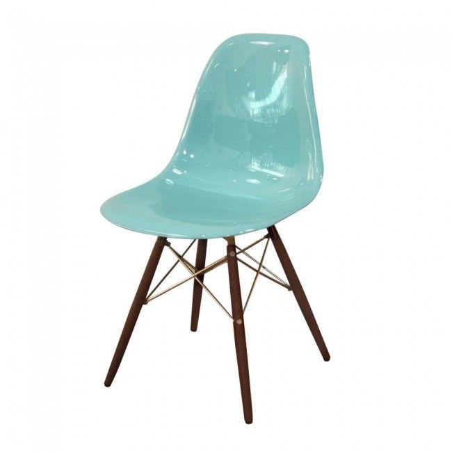 Jasper W Fibreglass Side Chair