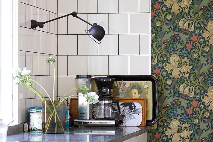 kitchen display / Lotta / solrum.blogspot.se...
