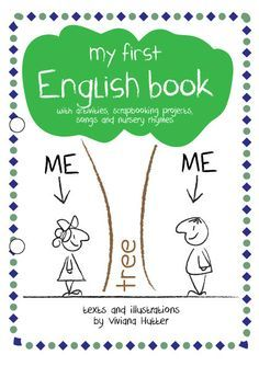 """""""My first English book"""" (Il mio primo libro d'inglese) vuole essere una raccolta di facili esercizi che bambini della scuola materna e delle elementari possono svolgere grazie al supporto di insegnanti e genitori, per imparare l'inglese in modo innovativo e divertente."""