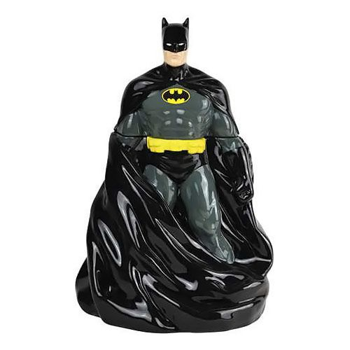 Batman Cookie Jar noooo f'ing way!!! Need this!