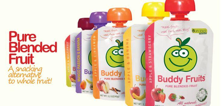 Win a year supply of Buddy Fruits! #BuddyFruitsB2S