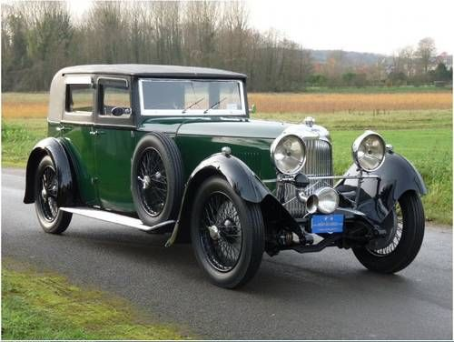 LAGONDA 3.0L Saloon (1932)..Re-pin brought to you by agents of #carinsurance at #houseofinsurance in Eugene, Oregon