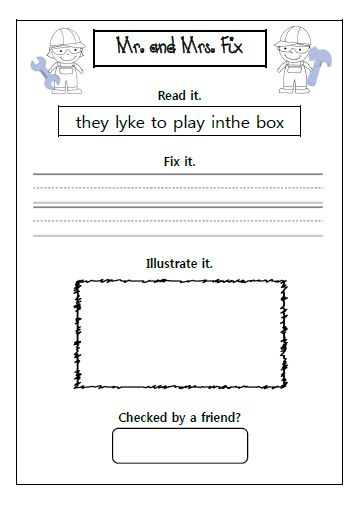 17 Best images about Punctuation on Pinterest | First grade ...