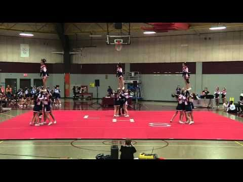 ▶ Revere High School Cheerleading States 2012 - YouTube I can only dream of being on a high school team this good