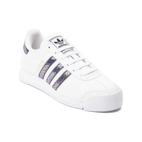 Add a retro staple to her everyday style with the new Samoa Athletic Shoe  from adidas