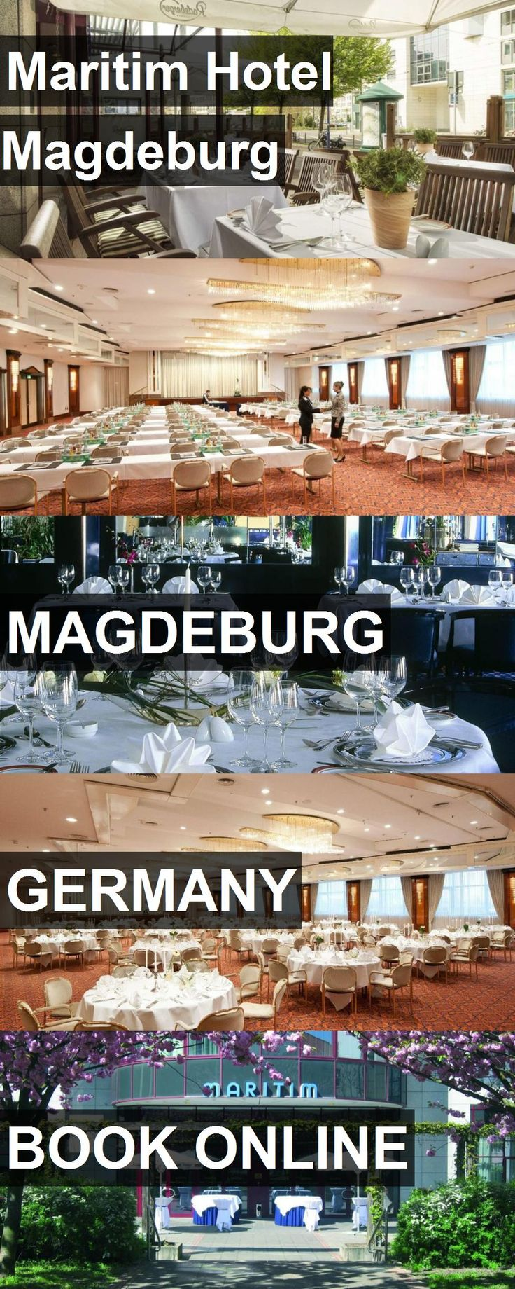Maritim Hotel Magdeburg in Magdeburg, Germany. For more information, photos, reviews and best prices please follow the link. #Germany #Magdeburg #travel #vacation #hotel