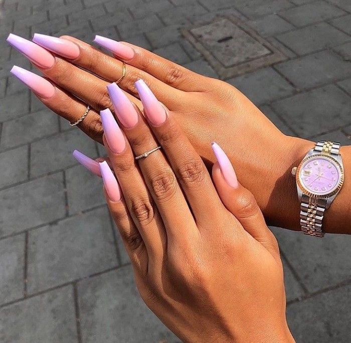 1001 + ideas for nail designs suitable for every nail ...