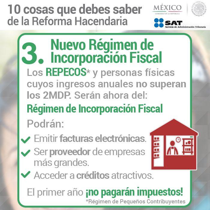 3. Nuevo Régimen de Incorporación Fiscal.