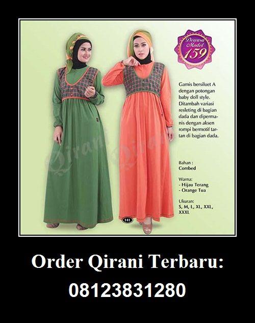 Qirani model 159 Hubungi : Whatsapp : +62 812-3831-280  SMS : +62 812-3831-280  BBM : 5F03DE1