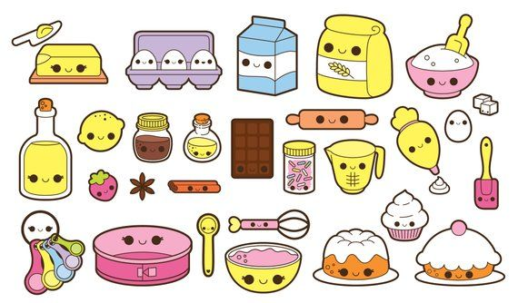 Comida China Kawaii