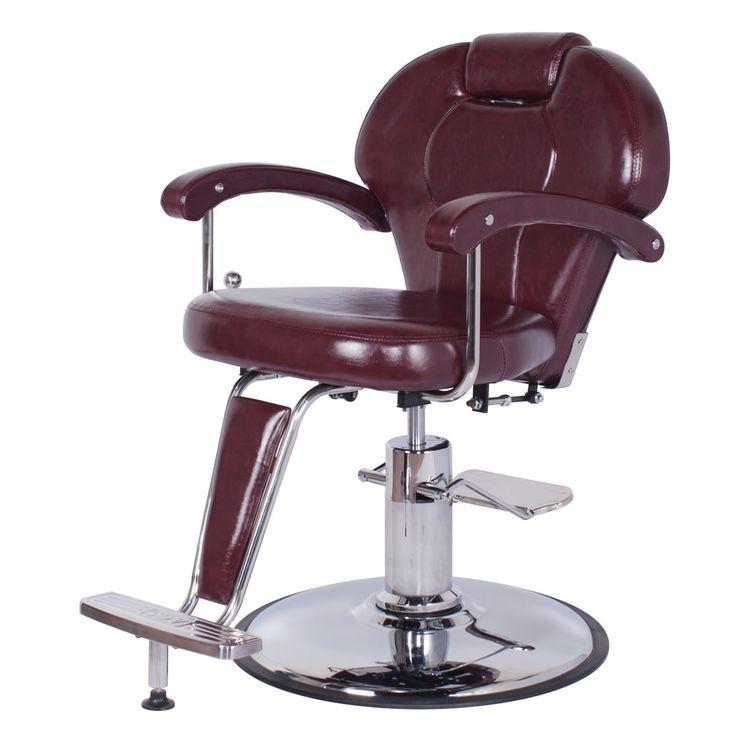 Katherine reclining salon chair reclining shampoo chair