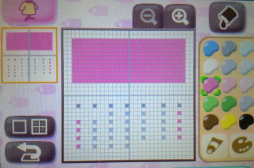 Animal Crossing Calendar tutorial