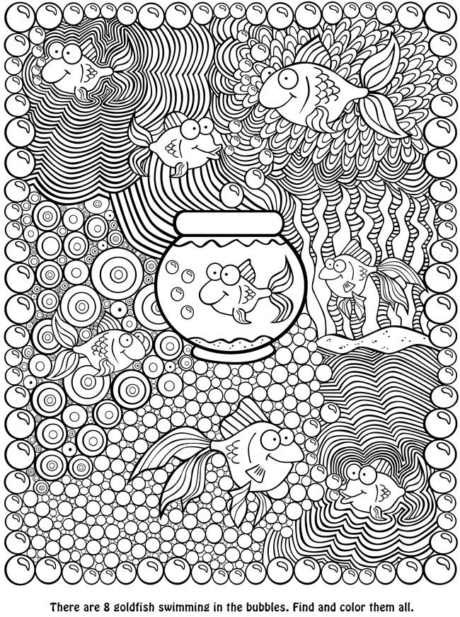 Welcome to Dover Publications - Seek, Sketch and Color - Animals