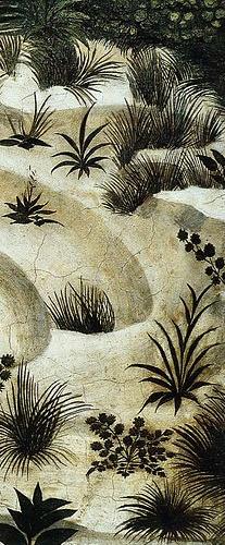 benozzo gozzoli, adoration of the angels, 1459-61 (detail)