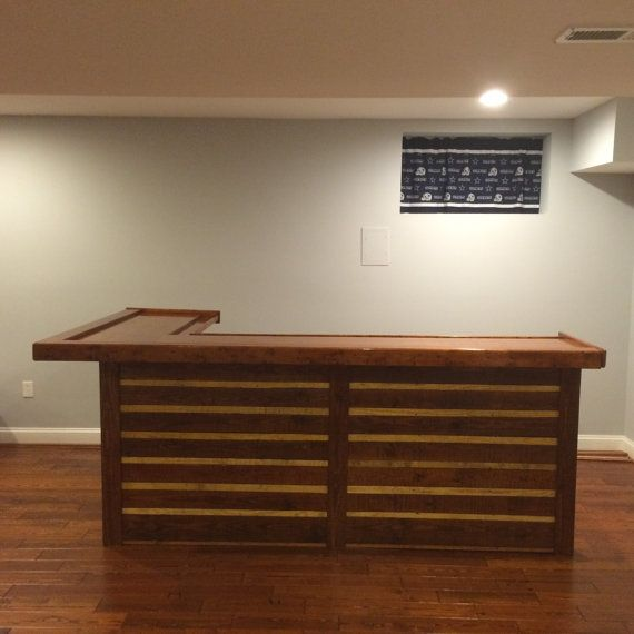 Pallet Bar by PalletBarsByJoe on Etsy                                                                                                                                                                                 More