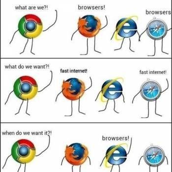 Internet Explorer Meme | Funniest Internet Explorer Jokes and Comics on the Web