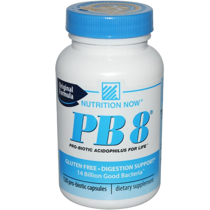 Nutrition Now, PB8, Original Formula, Pro-Biotic Acidophilus, 120 Capsules- keep this on hand, and take it every so often for good  intestinal flora.