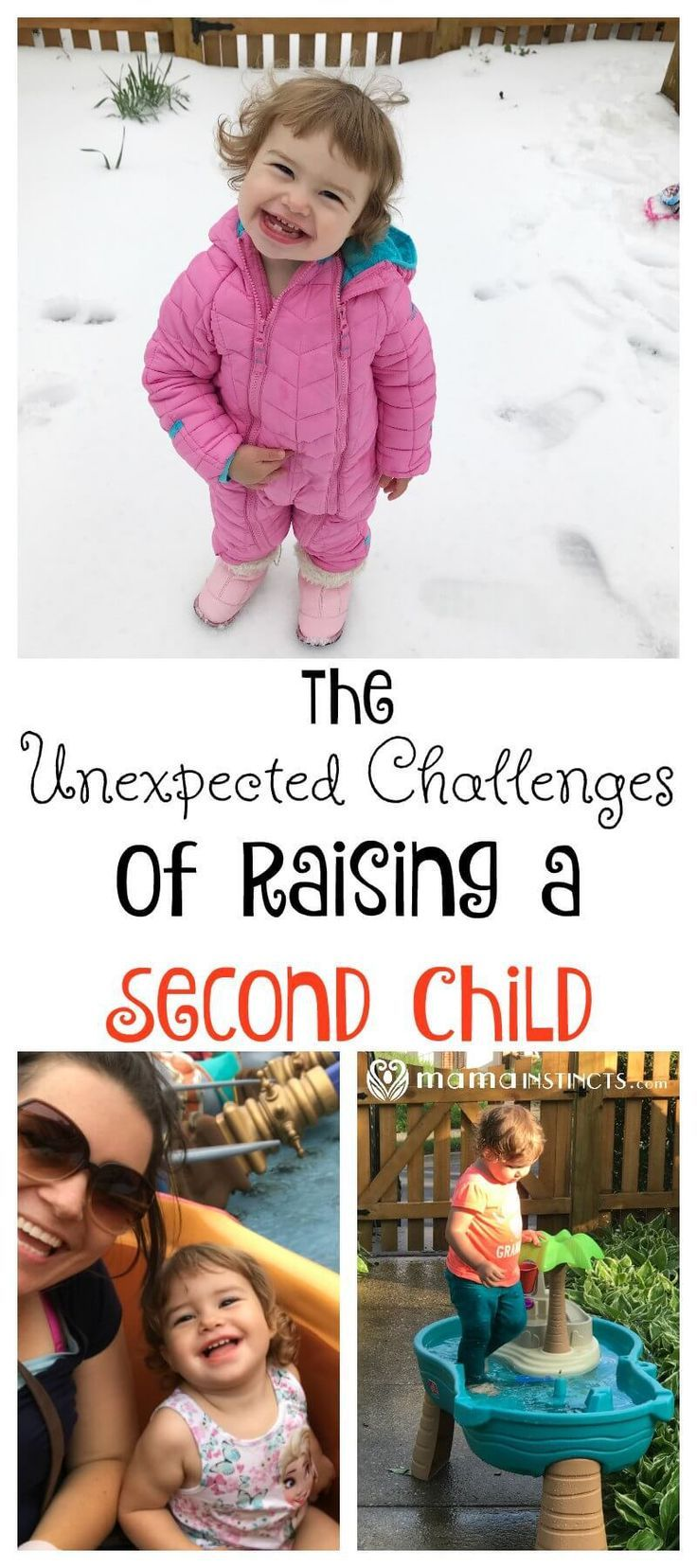 Parenting two kids: Raising one child comes with its own challenges but raising two kids can be surprisingly harder in ways you didn't expect.