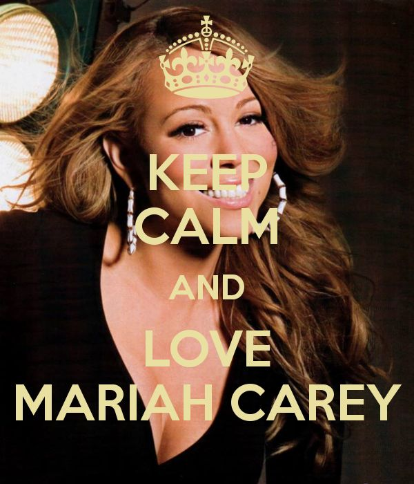 Love Mariah Carey - Against The Odds (Have A Look At Me Now)