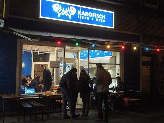 Karo Fisch Restaurant Feldstr. 32