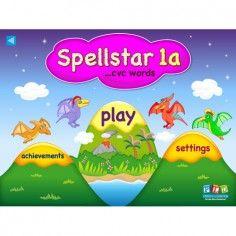 Spell Star 1a - CVC Words