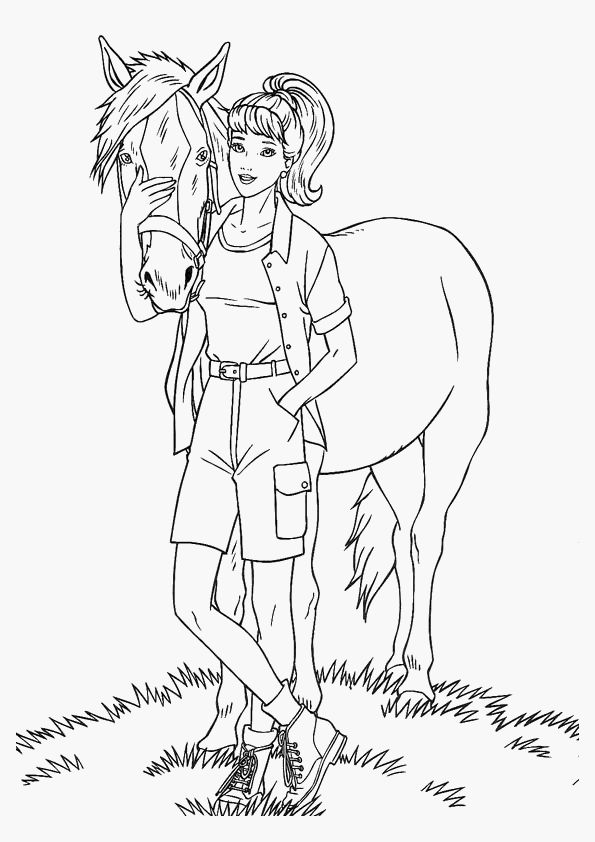 barbie coloring pages   For more Coloring Pages like this be sure to check out our Barbie ...