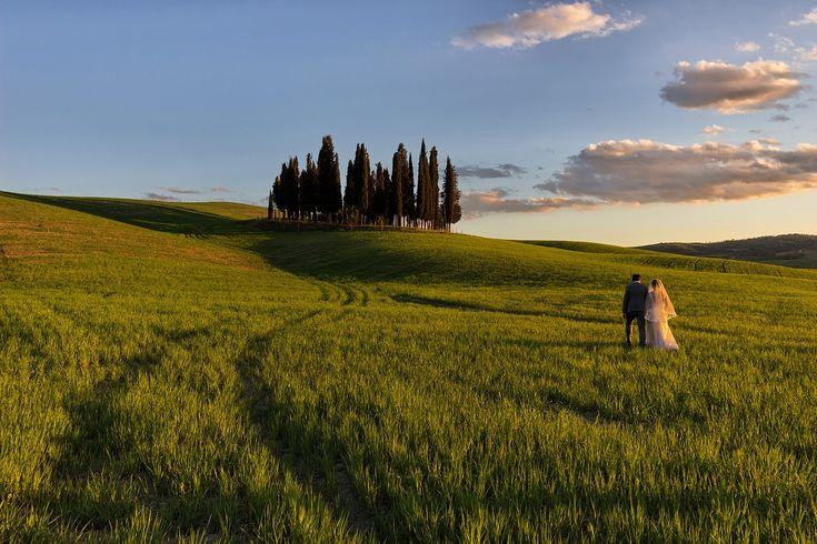 Italy, Hills Tuscany Siena Valdorcia Italy Sunset #italy, #hills, #tuscany, #sie…